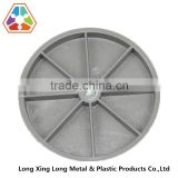 DN4*12*5/16*8mm PP Plastic Pipe Plug/Glass Holder for House Applications/Coffee/Tea Table