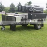 2016 new atv camper trailer