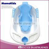 2014 hot selling plastic material small size square bath tub