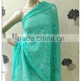 2014 new fashion indian swiss bridal italian french heavy cheap stretch lace fabric for wedding dresses market in dubai