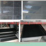 G684 black granite polished tile