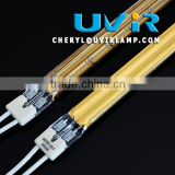 shortwave infrared paint curing lamp/heating element
