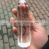 Wholesale nature pure crystal point/wand for decoration