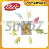 SK-T357 plastic dinosaur candy toy