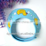 for shower cap child,baby shampoo hat/cap