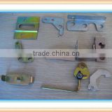 OEM Metal Bracket Stamping Parts Fabrication, Metal Bunk Bed Parts