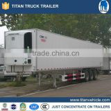 Chinese manufacturer for livestock trailers/ refrigerated vans/mobile food trucks for sale