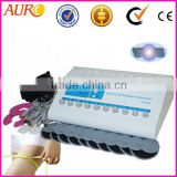 Promotion Electro Muscle Stimulator electric vibrating Machine for body slimming and muscle