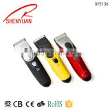 HOT selling USA Portable Hair pro hair clipper good motor quiet cordless with CE ROHS colorful OEM