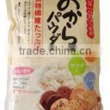 Japanese Soy bean fiber OKARA powder