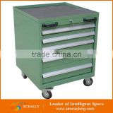 Good quality Chinese slide parts under desk discount tool storage drawers