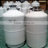 Chemical gas double layers small capacity liquid nitrogen storage tank, liquid nitrogen container price