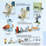 Inquiry about Sell Plastic Recycling and Pelletizing Machine