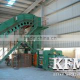 environmentally friendly bets quality Plastic baler machine