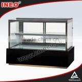 700L Bakery Commercial Marble Bakery Display Cabinet/Display Cake Cooler
