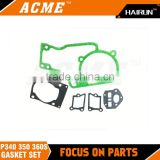 P340 350 360S chainsaw parts engine Gasket set
