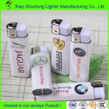 Long Working Different Pictures Gas Cigarette Electronic Lighter