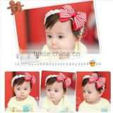 cute!newest design! baby girls bowknot hot selling girls bowknot suit for 3month-2 years