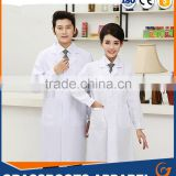 Wholesale customized polyester cotton long sleeve doctor nurse clothes nurse hospital staff uniforms