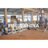 Supply waste plastic granulating line /recycle plastic granules making machine price/eps form plastic granules