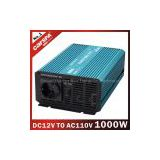 1000W Carspa pure sine wave power inverter dc to ac