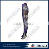 Young black girls black milk leggings