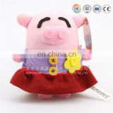 Factory ICTI SEDEX Plush Toy Soft Baby pigs