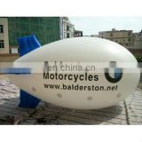 inflatable helium blimp Airship (cube or balloon) for advertising use with customized logos
