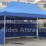 Blue Color Hot Sell Capacity Folding Tent