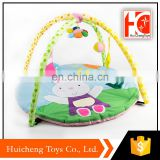 alibaba hot selling colorful soft comfortable play baby mat with high quality