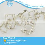 13mm size flat rhinestuds nailhead for t-shirt