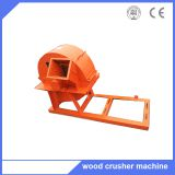 Wood logs crusher machine for making sawdust pellets