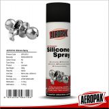 AEROPAK high performance anti rust lubricant silicone oil spray lubricating spray