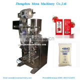 Automatic Liquid Fruit Juice/Tomato Paste/Sauce/Shampoo/Ketchup  Sachet Salad dressing mixing Packing Machine