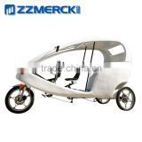 Pedal assistand 3 wheel electric car