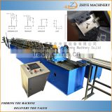 High Quality Automatic /Manual cz interchangeable u type stud and track cold making machine