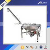 Flexible Plastic metal Powder Screw Conveyor