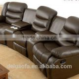 Great Quality Good Selling Luxury Comfort Modern Style Leather Sofa