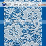 lace fabric for making bed sheets/fabric for curtainsLZ-0592