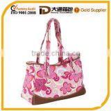 Muti-function baby diaper bag, baby nappy changing bag, mami bag