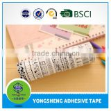 selling hot decorative tape wholesale manufacturer