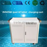 Safety Storage cart charging cabinet Ipad laptop tablet charging cart charging locker