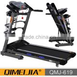 Speed Fit Motion Fitness Treadmill with Massager Belt (QMJ-619)