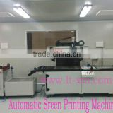 Automatic roll to roll Electronics Circuit Board silk screen printing machine