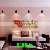 6w indoor LED wall light up and down