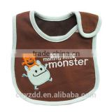 Bibs for Baby with Velcro/Terry Baby Bibs/Waterproof baby bibs