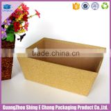 Wholesale China Eco-friendly customized Household storage paper box Household receive a case