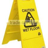 Plastic Folding A-Frame Floor Signs