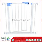 baby safety door gate/playing fence/baby iron gate
