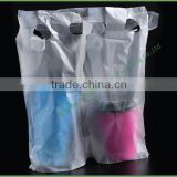 Portable Tea Coffee Cup Plastic Carrier Bag for Beverage Take Away                                                                         Quality Choice
